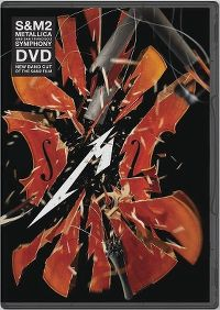 Cover Metallica with Michael Tilson Thomas conducting The San Francisco Symphony Orchestra - S&M2 [DVD]